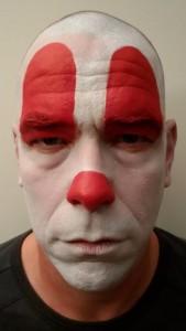 Schminkengrime Nl Schminkvoorbeeld Enge Clown