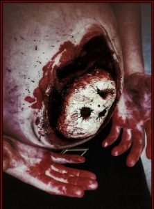 Special Effects Makeup Tutorial Haunted Belly