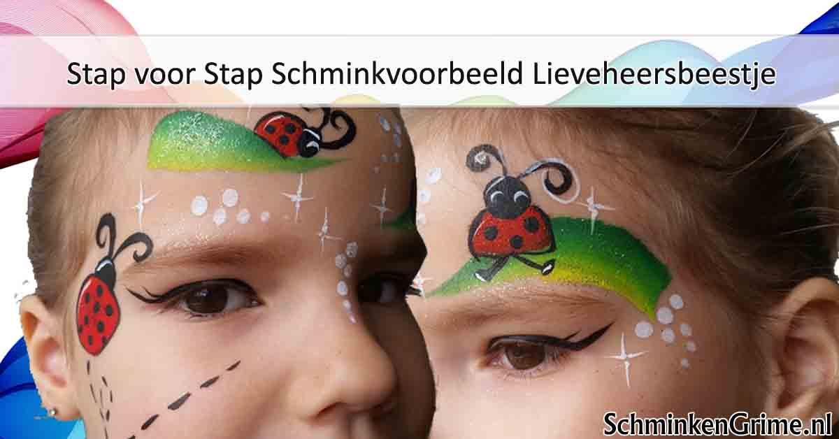 Extreem SchminkenGrime.nl blog | Stap voor Stap Schminkvoorbeeld  @QX46