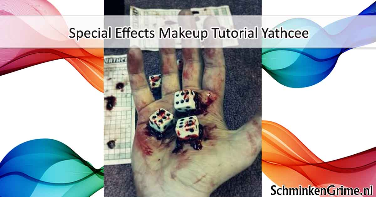 Special Effects Makeup Tutorial Yathcee