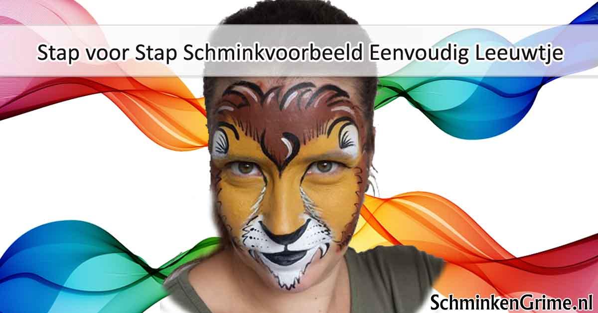 Vaak SchminkenGrime.nl blog | Stap voor Stap Schminkvoorbeeld Eenvoudig  &PV55
