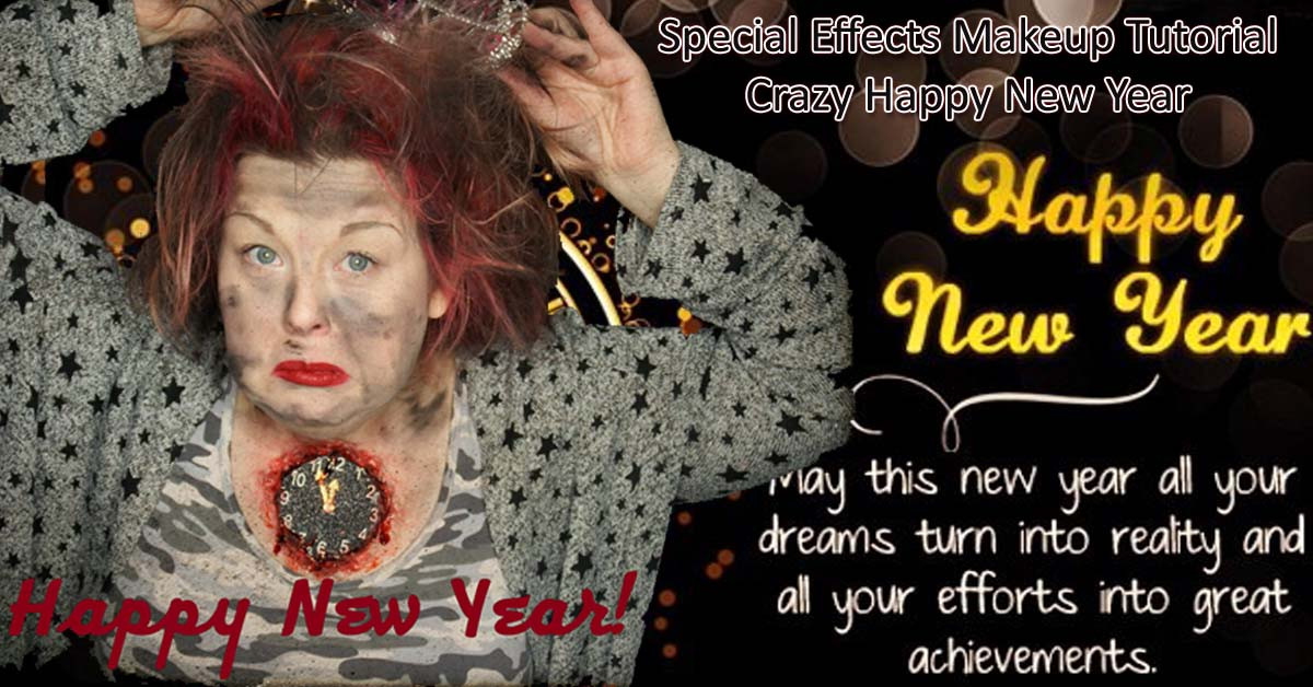 Crazy Happy New Year SFX Tutorial