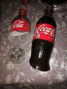 Cola addiction