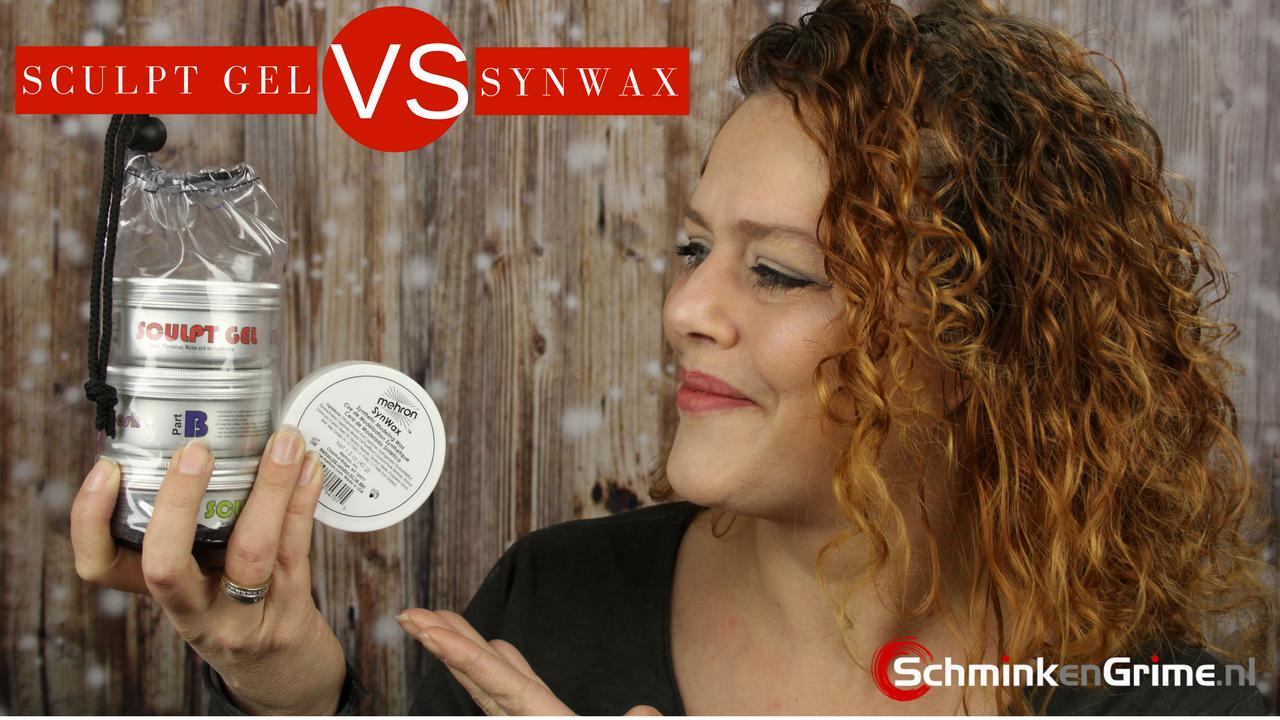 Sculptgel versus Synwax