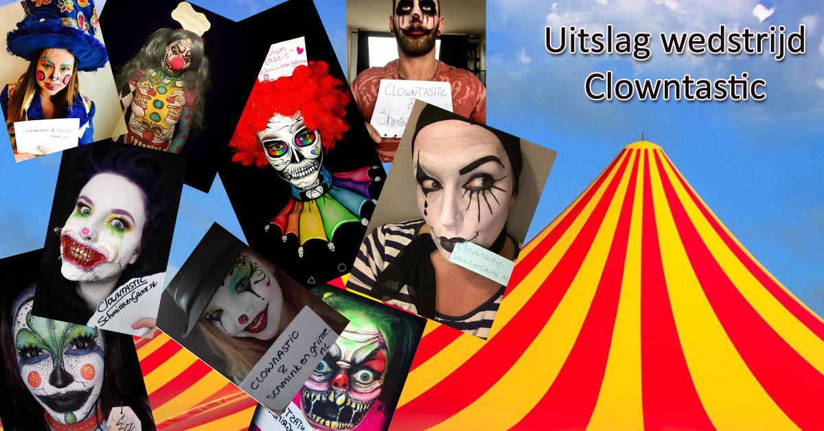 Uitslag Clowntastic