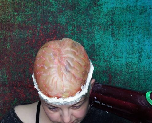 8 Exposed Brain SFX Tutorial