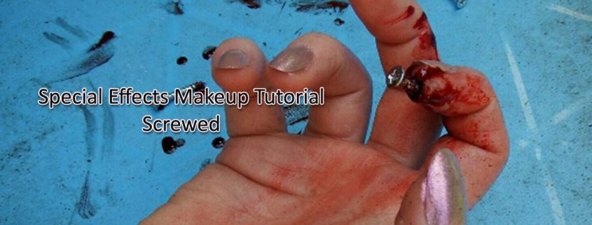 Special Effects Makeup Tutorial Screwed