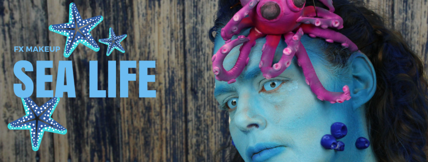 FX Makeup: Sea Life | Video Tutorial