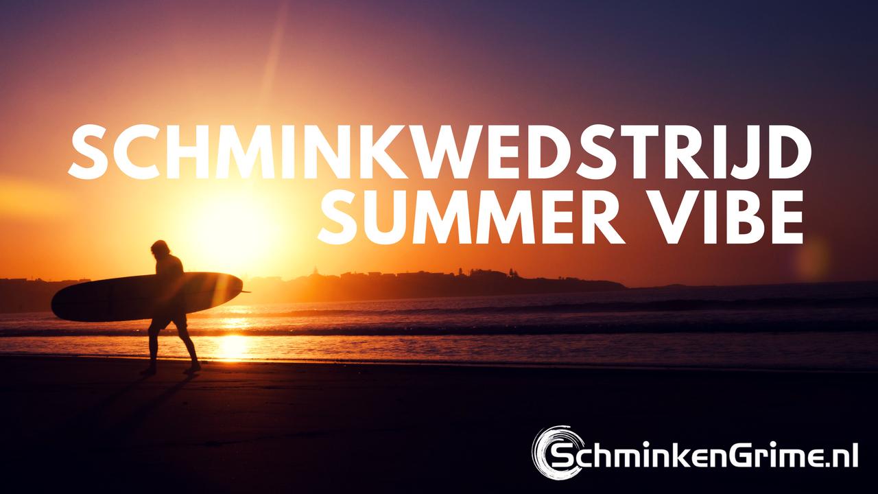 Schminkwedstrijd!!!!!!! Summer Vibes