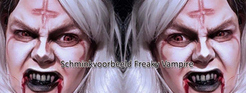 Freaky Vampire