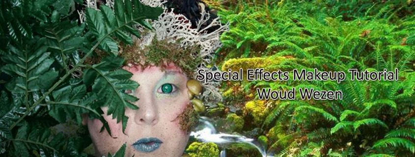Special Effects Makeup Tutorial Woud Wezen