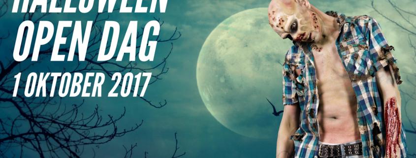 Halloween Open Dag | 1 oktober 2017