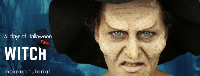 Witch Makeup Tutorial | Halloween Makeup | Video Tutorial
