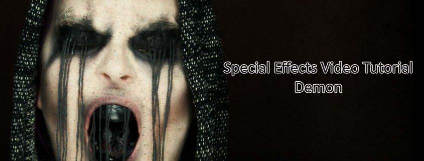 Special Effects Makeup Tutorial Demon