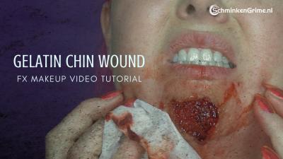 SFX Tutorial Chin Wound