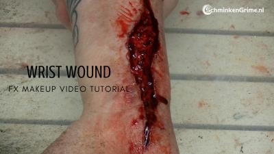 SFX Tutorial Wrist Wound