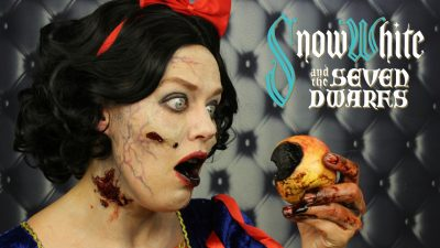 Snowwhite Special Effects Makeup Tutorial | Video Tutorial