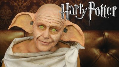 Dobby Makeup Tutorial | Harry Potter Makeup Tutorial | Video Tutorial