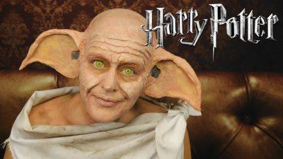 Dobby Makeup Tutorial | Harry Potter Makeup Tutorial | Video Tutorial