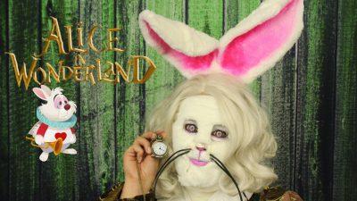 Rabbit Makeup Tutorial