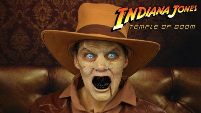 Indiana Jones Makeup Tutorial