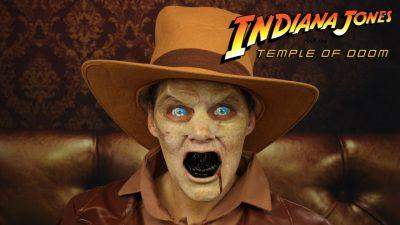 Indiana Jones Makeup Tutorial