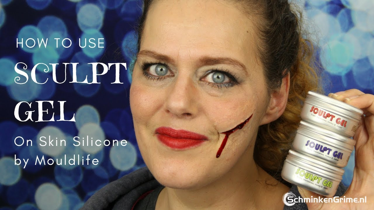 how to work with sculpt gel