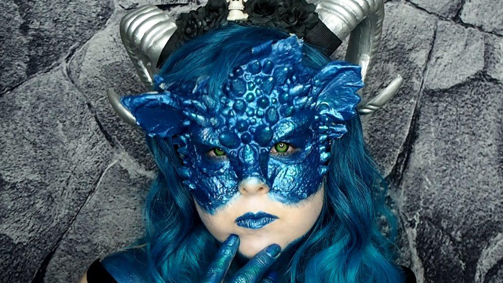 SFX Tutorial Blue Dragon
