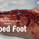 Special Effects Makeup Video Tutorial Ripped Foot