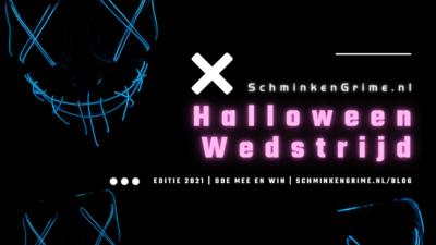Halloween Schminkwedstrijd 2021   SchminkenGrime.nl